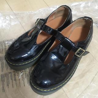 dholic - エナメル靴 ▷ ラバーソール マーチン風