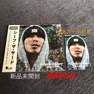 SHEEF THE 3RD シーフ・ザ・サード ALBUM CD 新品未開封(ヒップホップ/ラップ)