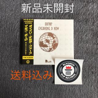 DINARY DELTA FORCE × MARCO POLO [CD] 新品(ヒップホップ/ラップ)