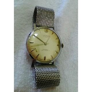TAGARIS スイス アンティーク 手巻き ガラス交換 簡易整備済み(腕時計(アナログ))
