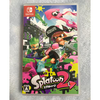 Nintendo Switch - 任天堂switch ソフト スプラトゥーン2