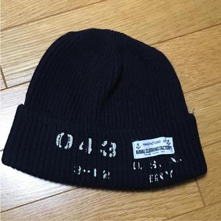 ザリアルマッコイズ(THE REAL McCOY'S)のミスターフリーダム 帽子 ニット帽(ニット帽/ビーニー)