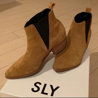 スライ(SLY)のSLY ブーツ 専用(ブーツ)