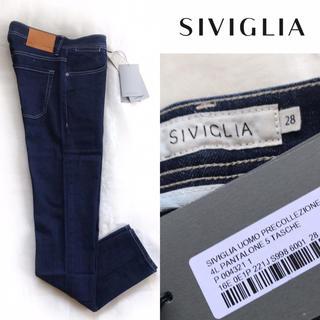 シビリア(SIVIGLIA)の【新品】SIVIGLIA シヴィリア ワンウォッシュ デニム 28(デニム/ジーンズ)
