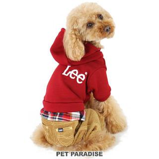 Lee コーデュロイパンツ つなぎ 犬服