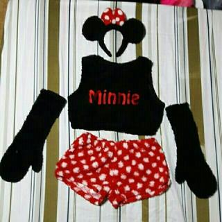 Disney - ハロウィン衣装 ミニーちゃん(ディズニー)