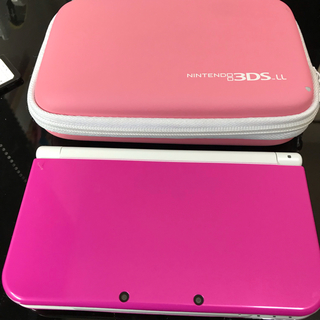 ニンテンドー3DS - New3DSLL本体 カセット セット