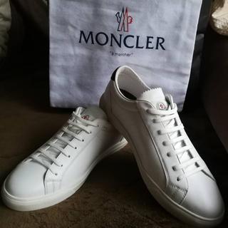 モンクレール(MONCLER)のMoncler モンクレール スニーカー 正規品(スニーカー)