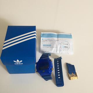 アディダス(adidas)のaddidas  アディダス 腕時計 スポーツウォッチ(腕時計(デジタル))