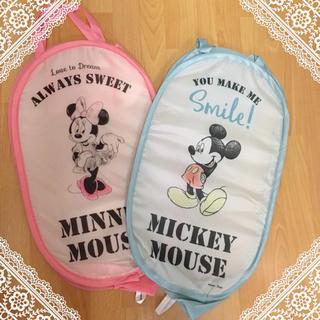 Disney - ランドリーボックス❤︎ミッキー、ミニー❤︎新品