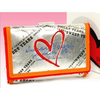 スウィートイヤーズ(SWEET YEARS)の【新品】小銭入付 三つ折 財布 スウィートイヤーズ Y3B1165 SL(財布)