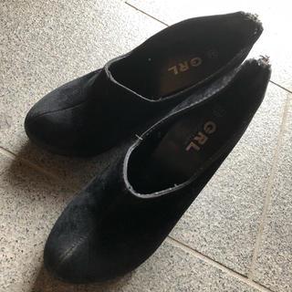 グレイル(GRL)のウェッジソール ブーツ ショートブーツ(ブーツ)