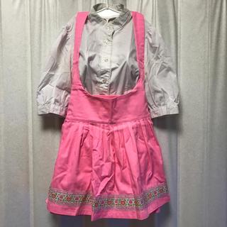 【正規品、超美品】ピンク!アンナミラーズ 制服(新タイプ)おまけ付