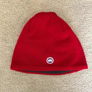 カナダグース(CANADA GOOSE)のカナダグース  帽子(ニット帽/ビーニー)