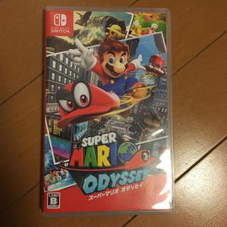 Nintendo Switch - Switch スイッチ スーパーマリオオデッセイ 任天堂 マリオ オデッセイ