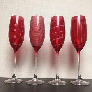 ミカサ(MIKASA)の専用◆MIKASA◆ワイン シャンパン グラス 8脚セット インテリア(グラス/カップ)