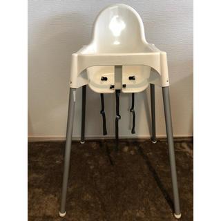 イケア(IKEA)の【blanc bebeさま専用】IKEA ANTILOPE ベビーチェア(その他)
