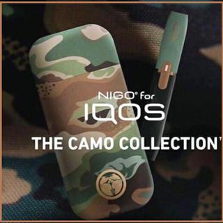 アイコス(IQOS)の新型 iQOS カモフラージュ 迷彩(タバコグッズ)