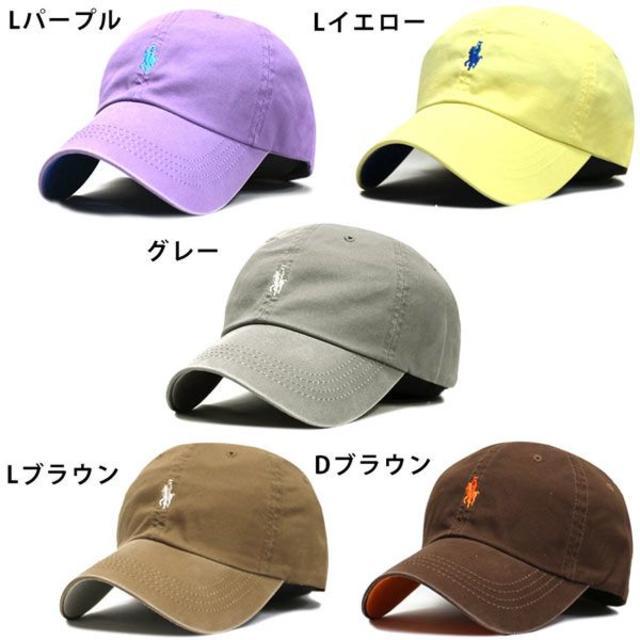 帽子 男女兼用 ローキャップ キャップ ラパ キャップ  ダークブラウン CAP メンズの帽子(キャップ)の商品写真