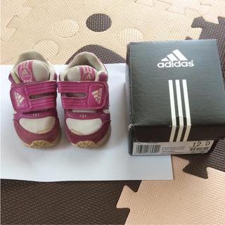 アディダス(adidas)のベビー 靴 アディダス(スニーカー)