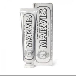 マービス(MARVIS)のMARVIS ホワイトニング 3本セット(歯磨き粉)