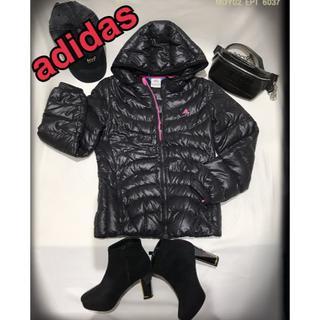 アディダス(adidas)の美品 アディダス ダウンジャケット (ダウンジャケット)
