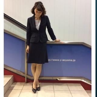 AOKI - 美品  洋服の青山 佐々木希 n.line スーツ