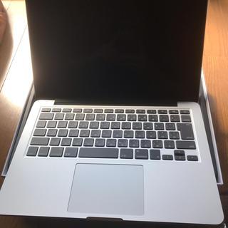 Mac (Apple) - 【美品】MacBook Pro 13インチ【10/25まで】