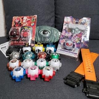 BANDAI - 仮面ライダーゴースト ベルト アイコン セット