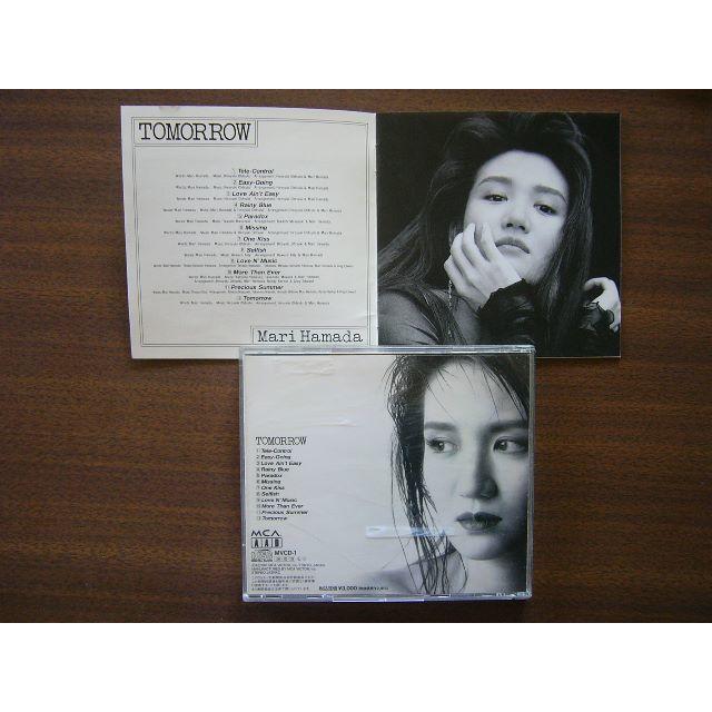 浜田麻里/アルバム『TOMORROW』(トゥモロー) エンタメ/ホビーのCD(ポップス/ロック(邦楽))の商品写真