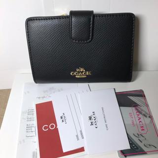 COACH - コーチ 折り財布 COACH新品