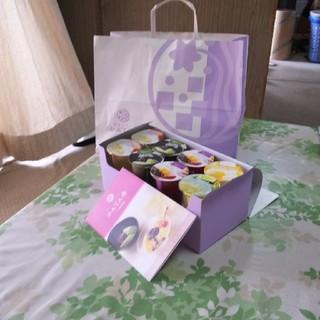 ナカムラヤ(中村屋)の新宿 中村屋 ゼリー詰め合わせ(菓子/デザート)