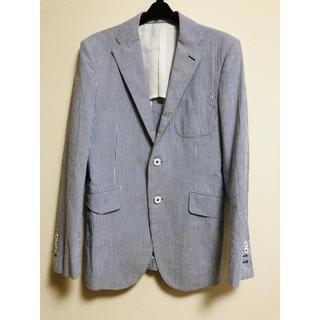 タイシノブクニ(taishi nobukuni)のTAISHI NOBUKUNIのジャケット(テーラードジャケット)