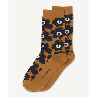 マリメッコ(marimekko)の新品未使用 マリメッコ marimekko ソックス 靴下 37-39(ソックス)