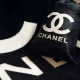 シャネル(CHANEL)の最終値下げ☆CHANEL ブランケット(毛布)