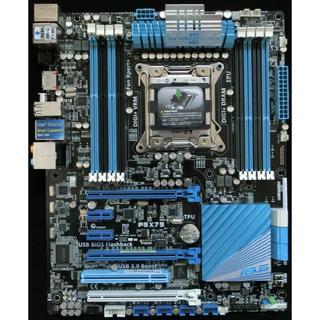 エイスース(ASUS)のASUS P9X79(PCパーツ)