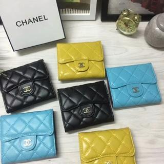 CHANEL - シャネル 財布 長財布 折財布 クラッチバッグ