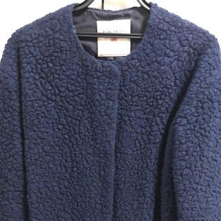 ピュアルセシン(pual ce cin)のジャケット(ノーカラージャケット)