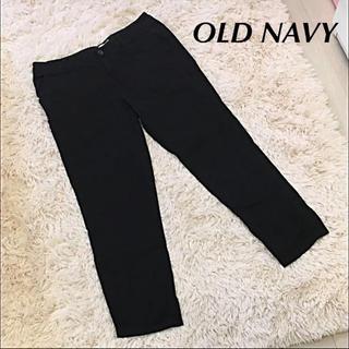 オールドネイビー(Old Navy)の☆タママ様専用☆OLD NAVY パンツ 黒 サイズ2(カジュアルパンツ)