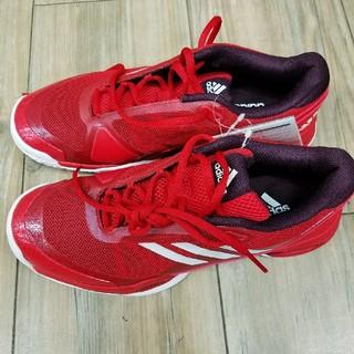 アディダス(adidas)のアディダステニスシューズ25cm(シューズ)