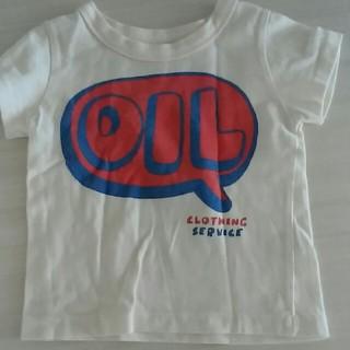 オイル(OIL)のOIL Tシャツ 90cm 他の商品とまとめて1品450円2品800円(Tシャツ/カットソー)