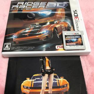 ニンテンドー3DS - リッジレーサー3D