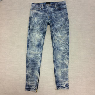 FEAR OF GOD - FEAR OF GOD Denim Holy Water Jean 33
