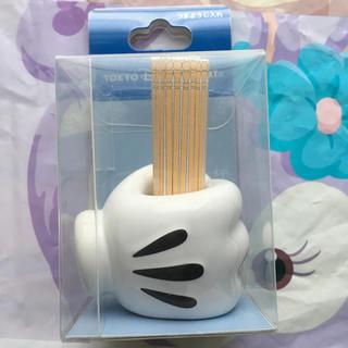 Disney - ミッキー 爪楊枝入れ