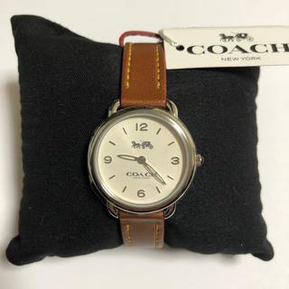 COACH - ⭐️新品未使用⭐️ コーチ DELANCEY SLIM レディース 腕時計