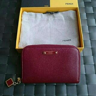 フェンディ(FENDI)のFENDI☆コンパクト財布(財布)