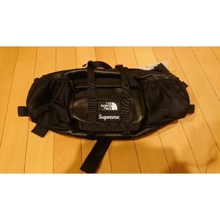 Supreme - supreme TNF leather mountain waist bag