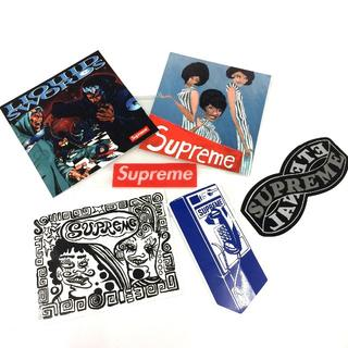 シュプリーム(Supreme)のSupreme 国内正規 ステッカー5枚セット×2 *2セット*(ステッカー)