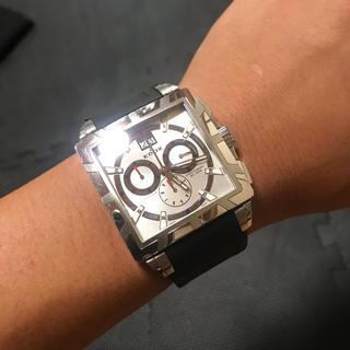 エドックス(EDOX)のエドックス 腕時計  誤購入の為再出品  本日まで値引き可(腕時計(アナログ))