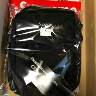 シュプリーム(Supreme)のSupreme 18ss Shoulder Bag 黒(ショルダーバッグ)